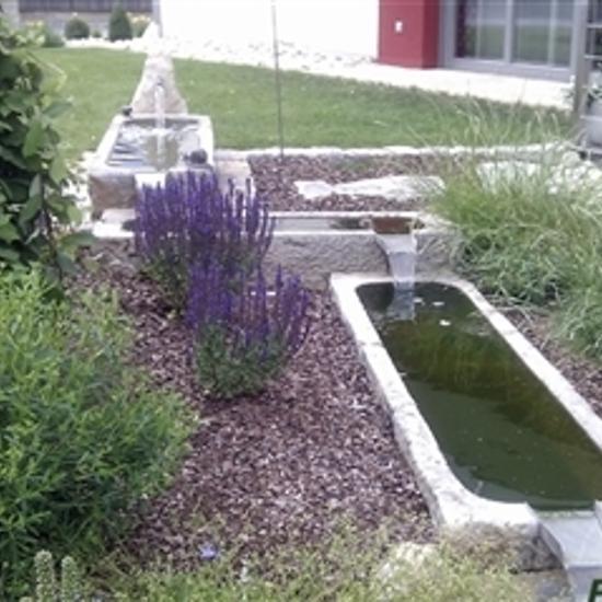 ProFlora - Gartengestaltung / Landschaftsbau - Wasser im Garten